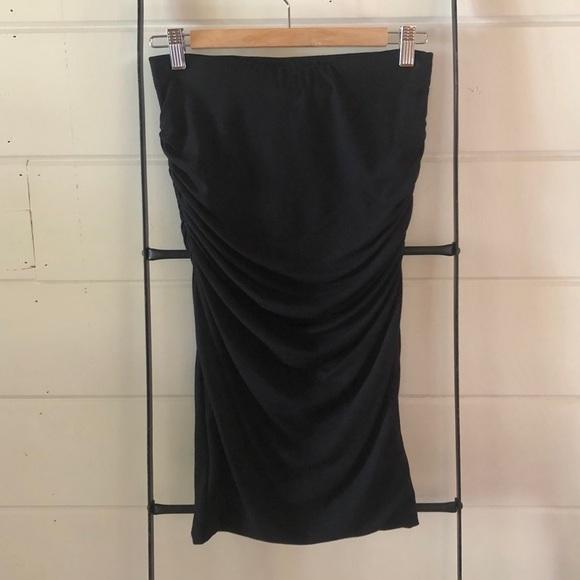 Express Dresses & Skirts - Express ruched skirt